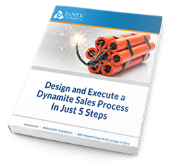 Design and Execute a Dynamite Sales Process in Just 5 Easy Steps