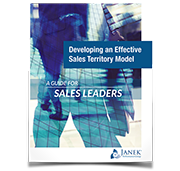 Developing an Effective Sales Territory Model: A Guide for Sales Leaders